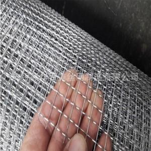 养殖轧花网片 不锈钢圆孔网 建筑过滤筛网 金属编织网