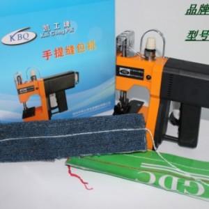 多用途米袋缝包机。安全 绝缘塑料提手电动缝包机