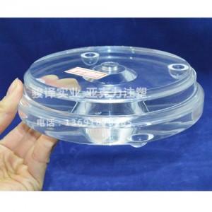 塑胶灯饰配件揭秘识别有机玻璃制品的质量问题