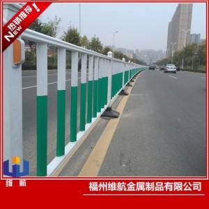 厂家直销锌合金道路隔离市政护栏 规格齐全锌钢交通设施分离栏