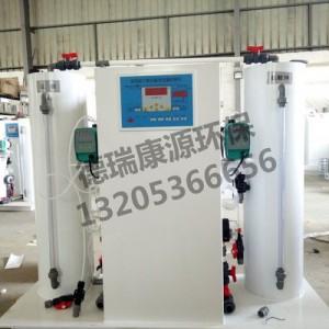 松原塑料制品厂地埋式污水处理装置***
