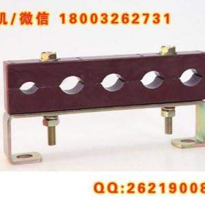 防涡流夹具固定支架电缆固定夹PMC胶木绝缘材料可定制厂家