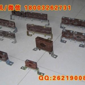 电缆固定夹PMC胶木绝缘材料材料固定单孔5孔