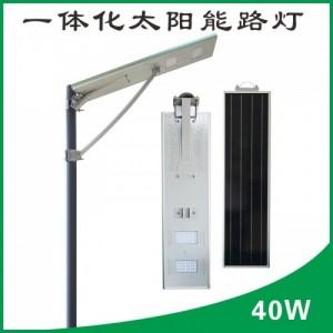 �S家批�l一�w化太�能40W�艮r村道路照明超亮LED不用�不接