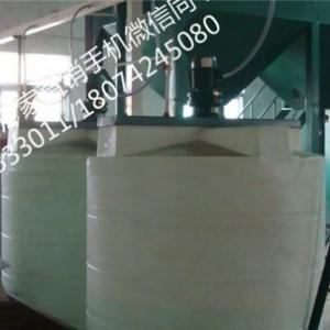 巢湖来磨具加工滚塑产品/加工PE外贸塑料槽罐