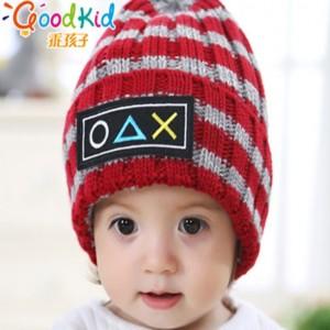 男女婴儿童毛线针织造型帽_广州哪里有毛线帽子批发