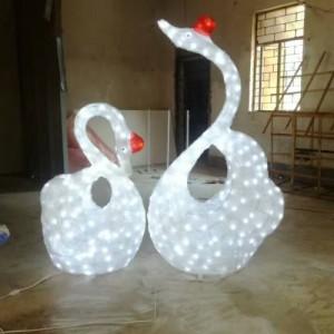 厂家直销长期供应 滴胶造型灯/圣诞节产品/路灯杆装饰灯