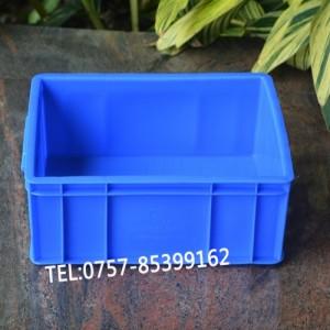 乔丰塑胶厂家直销中山建筑五金厂无毒共聚可丝印LOGO塑料箱