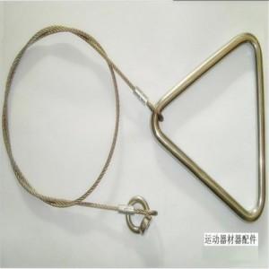 灯吊绳 安全保险钢丝绳 LED灯饰挂绳 高档灯饰配件钢丝绳吊