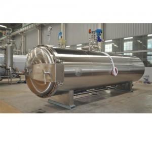 高温杀菌锅肉制品加工厂设备机械