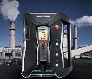 testo德图350***便携式烟气分析仪能选配常用的气体制备