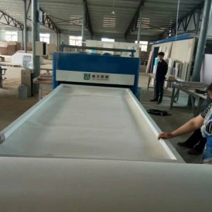 山东橱柜门真空覆膜机林木机械专业生产好品质