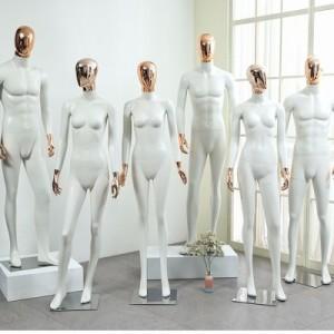 玻璃钢模特 模特道具陈列 服装店专用模特道具2017年新款男