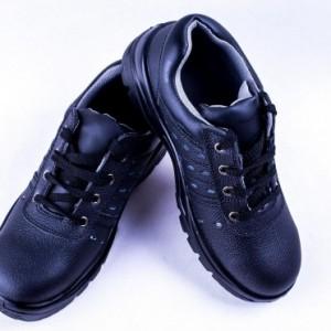 安全鞋厂夏季透气耐磨防砸防穿刺劳保鞋牛皮工作安全鞋1817