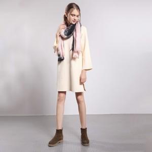 秋冬新款韩版打底针织衫女 冬季修身中长款女式毛衣女装