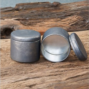 广州义统包装 马口铁9674润物圆形茶叶罐食品礼盒品包装铁盒