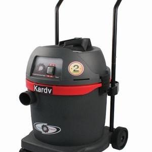 常州车间打磨配套用工业吸尘器 凯德威交流电源小型移动吸尘器