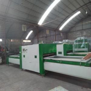 济南林木机械专业生产全自动双工位2480e真空吸塑机
