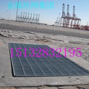 石油化工异型钢格板 定做钢格板厂家 复合钢格板