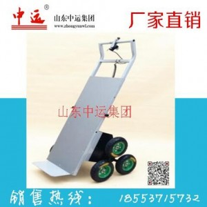 上海销售楼梯搬运车 电动手把爬楼车 爬楼三轮车 农用爬楼机