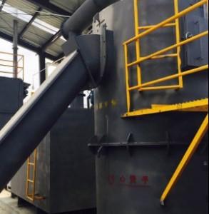生活垃圾无害化焚烧炉垃圾热解炉怎么处理垃圾