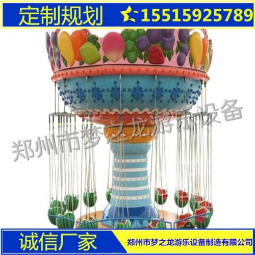 西瓜长颈鹿飞椅燃油飞椅儿童喜爱游乐设备梦pet透明胶瓶儿童瓶图片