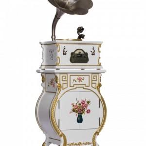 雨之巷仿古留声机专卖YZX1808欧式古典家居饰品