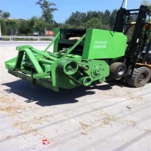 农业机械 秸秆打捆机 全自动麦草玉米秸打捆机 操作简单