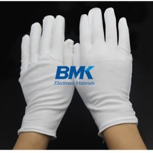 厂家直销白色工业棉手套质量保证价格实惠