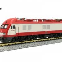 火车图纸KUNTERN比例SS9G电力机车火车模cad要求中技怎么术写模型图片