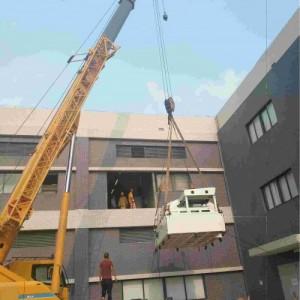 江西激光精密设备搬迁生产线安装服务周到