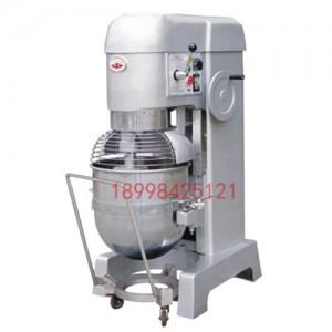 恒联B60立式多功能搅拌机 和面机食品加工机械设备 广州厂家