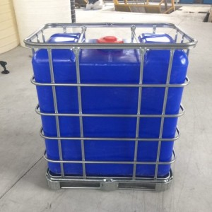 绍兴IBC集装桶 半吨桶 千升桶500L化工桶厂家