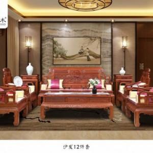 六合同沙发-高档红木家具-红木家具品牌企业-红木家具价格图片