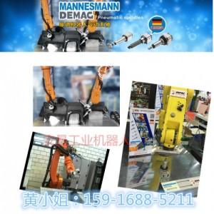 工业机器人自动化打磨 去毛刺浮动主轴 塑料去披锋工具