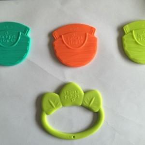 创意儿童磨牙塑料玩具产品 模具开发设计加工制造