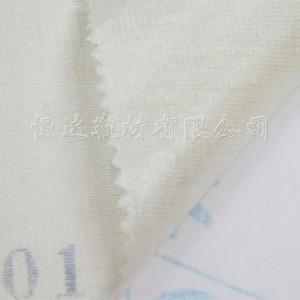 恒达A01靴用定型布 纯棉针织布上热熔胶