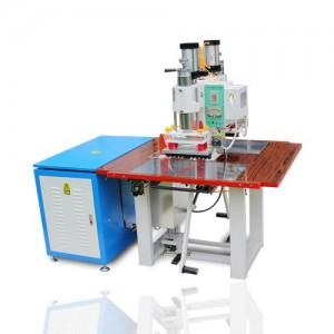 服装面料压花机 高频服装面料压花机厂家 高频面料3D压花