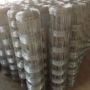 厂家直销草原围栏养牛羊安全防护网热镀锌牛栏网畜牧养殖铁丝围栏