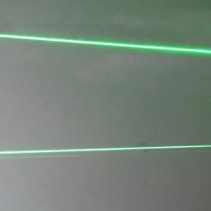 供应单片锯绿光直线镭射器