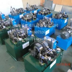上海奉贤食品加工机械配套液压设备的工厂