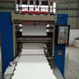 做抽纸加工的设备所用原材料 许昌顺运纸品机械