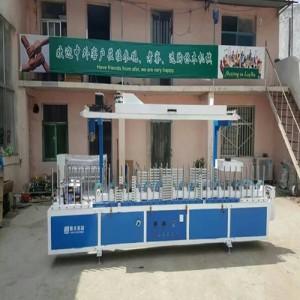 广东包覆机厂家 包覆机调试专业生产林木机械