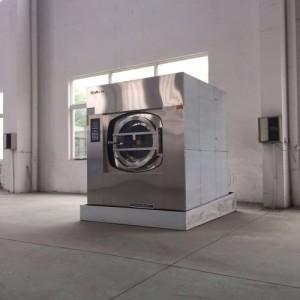 大型全自动工业用洗衣机洗脱两用机洗涤机械设备