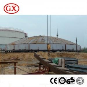 专业生产大型石油化工储罐倒装液压提升设备脱硫塔倒装液压设备