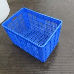 中山塑料水果框高州塑料食品箱供应商