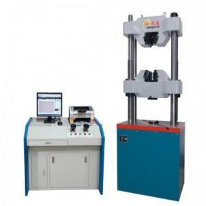 钢筋拉力试验机基本结构及主要功能