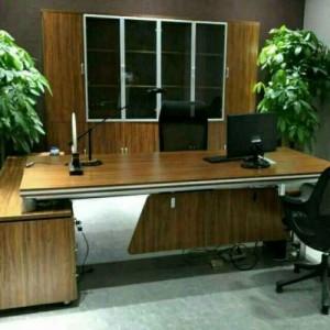 天津办公家具厂生产各种板式老板桌实木老板台