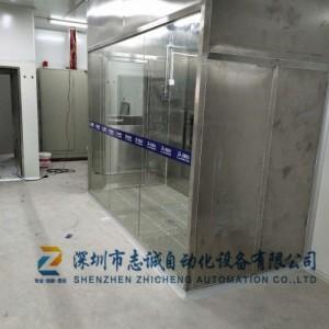 广州汽车配件喷漆线 自动喷油生产线设备制造厂家