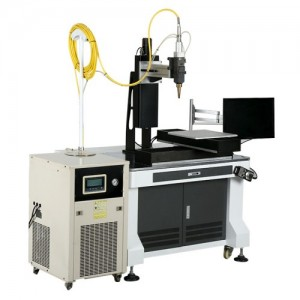 深圳铝合金焊接工艺连续光纤佛山家具铝合金激光快速焊接1070